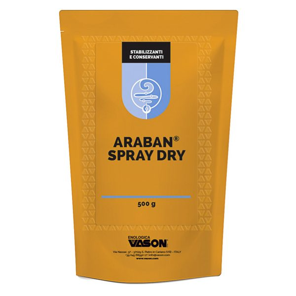 araban spray dry